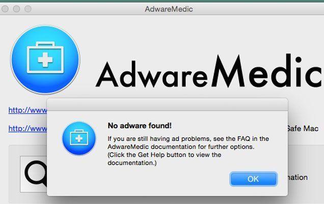 Como eliminar el malware de un Mac con la herramienta AdwareMedic