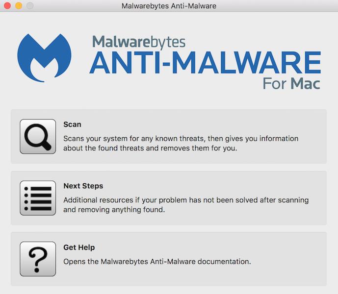 eliminar malware en Mac