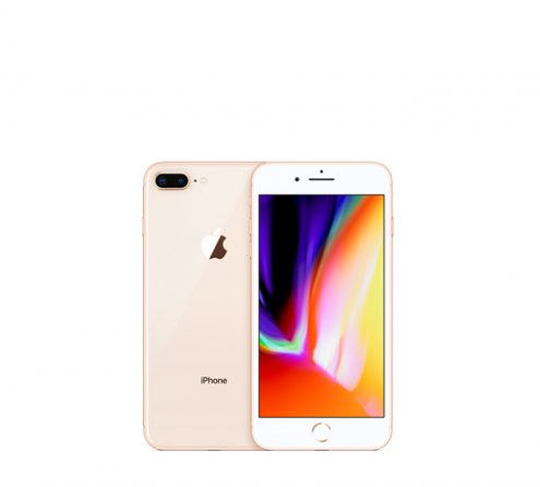 iPhone 8 plus color oro