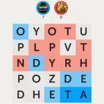 Letterpress app para iphone y ipad