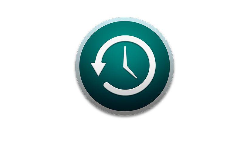Como hacer copia seguridad Time Machine