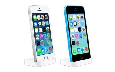 Novedades: Apple lanza el iPhone 5C y el iPhone 5S