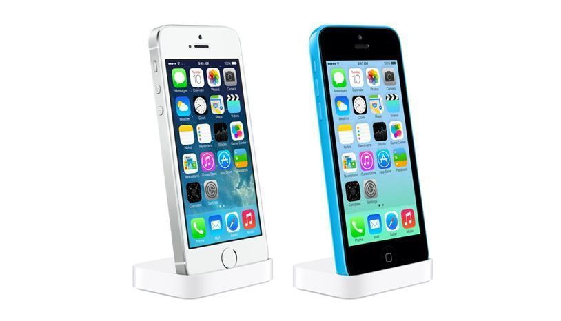 iPhone 5 vs iPhone 5c