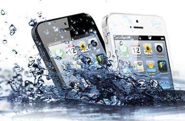 ¿ Qué hacer si se moja iPhone iPad o Mac ?