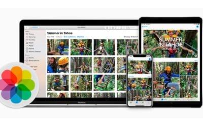 Aprende a ordenar tus fotografías y videos con la aplicación Fotos de Apple