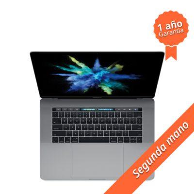 """MacBook Pro 15"""" A1707 segunda mano"""